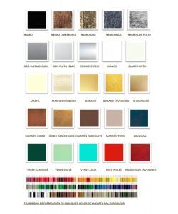 Color de la pintura