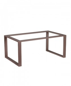 Mesa de forja rectangular