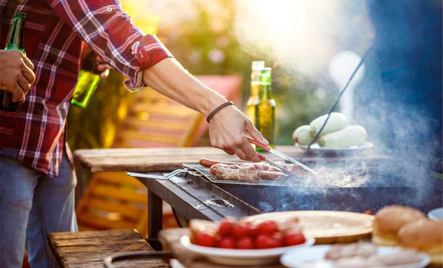 La barbacoa portátil es el secreto para triunfar este verano